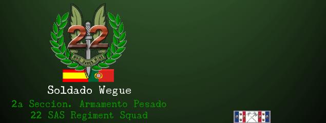 Presentacion de nuevo recluta Firma_wegue